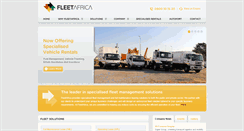 Preview of fleetafrica.co.za